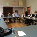Deelnemers studiekring Mercatura Honesta 2016 te Utrecht